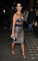 Fiona Wade at The Inside Soap Awards 2017, The Hippodrome, Cranbourn Street, London, England, UK, on Monday 06 November 2017.<br /> CAP/CAN<br /> &copy;CAN/Capital Pictures