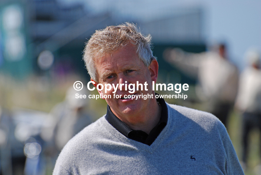 Colin Montgomerie, professional golfer, Scotland, UK, 200905122294..Taken at the Irish Open practice day, Tuesday, 12th May, 2009, at Baltray...Copyright Image from Victor Patterson, 54 Dorchester Park, Belfast, UK, BT9 6RJ..Tel: +44 28 9066 1296.Mob: +44 7802 353836.Voicemail +44 20 8816 7153.Skype: victorpattersonbelfast.Email: victorpatterson@mac.com.Email: victorpatterson@ireland.com (back-up)..IMPORTANT: If you wish to use this image or any other of my images please go to www.victorpatterson.com and click on the Terms & Conditions. Then contact me by email or phone with the reference number(s) of the image(s) concerned.