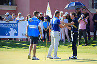 Liam Johnston (SCO) during the final round of the Kazakhstan Open presented by ERG played at Zhailjau Golf Resort, Almaty, Kazakhstan. 16/09/2018<br /> Picture: Golffile   Phil Inglis<br /> <br /> All photo usage must carry mandatory copyright credit (&copy; Golffile   Phil Inglis)