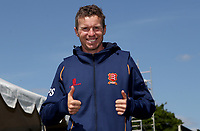 Peter Siddle of Essex poses for a portrait during Middlesex vs Essex Eagles, Royal London One-Day Cup Cricket at Radlett Cricket Club on 17th May 2018