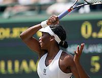 29-6-09, England, London, Wimbledon, Venus Williams