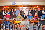**ReproductionFree** JDM Photography<br /> Photographer : Michael Collins<br /> <br /> Pictured on saturday night at Leens Hotel Abbeyfeale were the committee members of the horse and pony races Abbeyfeale at their social dinner.