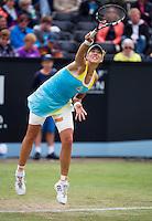 21-06-13, Netherlands, Rosmalen,  Autotron, Tennis, Topshelf Open 2013, Garbine Muguruza<br /> <br /> Photo: Henk Koster