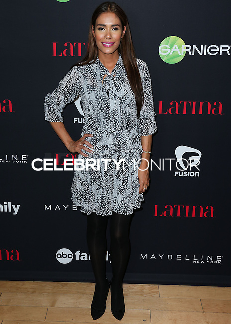 WEST HOLLYWOOD, CA, USA - NOVEMBER 13: Daniella Alonso arrives at the Latina Magazine's '30 Under 30' Party held at SkyBar at the Mondrian Los Angeles on November 13, 2014 in West Hollywood, California, United States. (Photo by Xavier Collin/Celebrity Monitor)