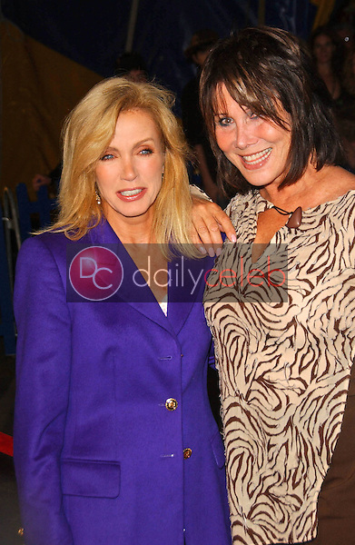 Donna Mills and Michele Lee<br />