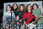 "FOR THOSE ABOUT TO ROCK: Performing at this years Rock For Experience on Saturday were ""Sever The Nerve"" front l-r Gary O' Carroll, Luke Stafford Lacey. back l-r Eoin Murphy, Glen Dunleavy and Zach Buggy...   Copyright Kerry's Eye 2008"