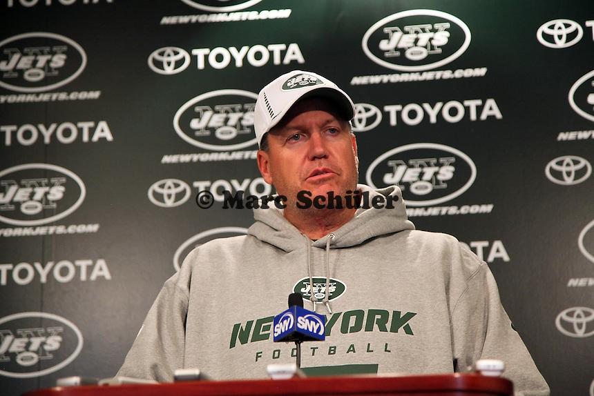 Head Coach Rex Ryan (Jets)