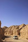 Israel, Arava region, the Badlands route