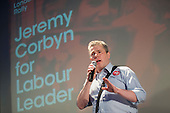 Mark Serwotka, PCS.  Grassroots for Jeremy. 1500 people attend a rally in support of Jeremy Corbyn for Labour Leader. Camden Centre, London.