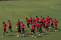 USMNT Training, July 3, 2017