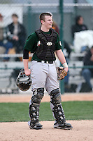 January 17, 2010:  Charlie Naso (Orland Park, IL) of the Baseball Factory Central Team during the 2010 Under Armour Pre-Season All-America Tournament at Kino Sports Complex in Tucson, AZ.  Photo By Mike Janes/Four Seam Images