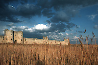 Europe/France/Languedoc-Roussillon/30/Gard/AIgues Mortes : Les remparts