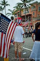 Fourth of July Parade along 5th Avenue South, Naples, Florida, USA. Photo by Debi PIttman Wilkey