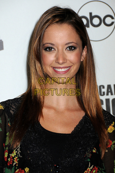 TARYN SOUTHERN.2009 American Music Awards Press Conference held at the Beverly Hills Hotel, Beverly Hills, California, USA..October 13th, 2009.headshot portrait black.CAP/ADM/BP.©Byron Purvis/AdMedia/Capital Pictures.