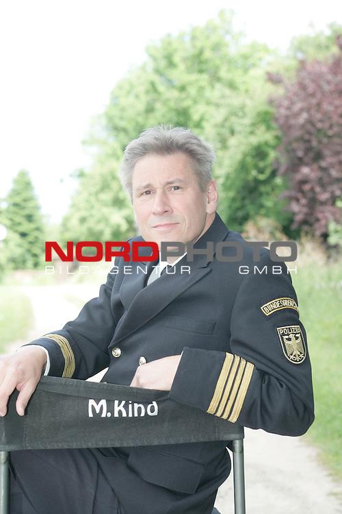 IX. Staffel der ZDF-Produktion&quot;KŁstenwache&quot;, Drehort: Neustadt in Holstein, <br /> <br /> Hauptkommissar Hermann Gruber (Michael Kind)<br /> <br /> <br /> Foto &copy; nordphoto / Sarbach