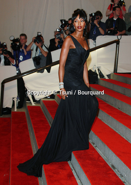 Naomi Campbell _82   -<br /> 2010 Metropolitan Museum of Art Costume Institute Benefit &quot;American Woman: Fashioning a National Identity at the Metropolitan Museum of Art Costume Institute in New York.
