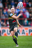 Picture by Alex Whitehead/SWpix.com - 12/03/2017 - Rugby League - Betfred Super League - Wakefield Trinity v Salford Red Devils - Beaumont Legal Stadium, Wakefield, England - Salford's Michael Dobson