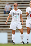 22 August 2014: Ohio State's Sammy Edwards. The Duke University Blue Devils played The Ohio State University Buckeyes at Fetzer Field in Chapel Hill, NC in a 2014 NCAA Division I Women's Soccer match. Ohio State won the game 1-0.