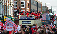 170502 Lincoln City - Champions Parade