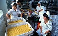 Preparing paste for chips production