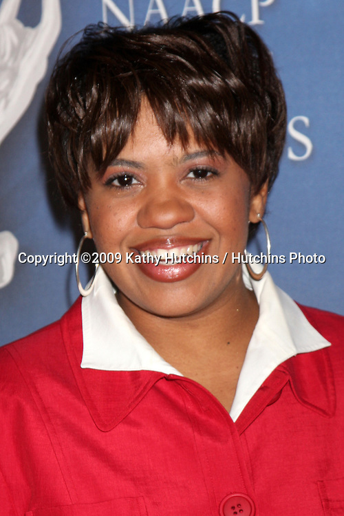 Chandra Wilson  arriving at the NAACP Nominees Luncheon  at the Beverly Hills Hotel in Beverly Hills, CA on .February 7, 2009.©2009 Kathy Hutchins / Hutchins Photo..