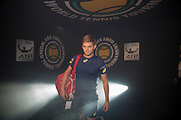 ABN AMRO World Tennis Tournament, Rotterdam, The Netherlands, 15 februari, 2017, David Goffin (BEL)<br /> Photo: Henk Koster