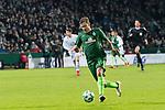 11.02.2018, Weserstadion, Bremen, GER, 1.FBL, SV Werder Bremen vs VfL Wolfsburg<br /> <br /> im Bild<br /> Max Kruse (Werder Bremen #10),  <br /> <br /> Foto &copy; nordphoto / Ewert