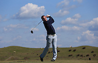 Tom Lawrence during Round Two of the West of England Championship 2016, at Royal North Devon Golf Club, Westward Ho!, Devon  23/04/2016. Picture: Golffile | David Lloyd<br /> <br /> All photos usage must carry mandatory copyright credit (&copy; Golffile | David Lloyd)