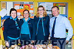 Bank of Ireland members  Norma Maguire, Joan Cronin, Denise Dolan and Gerry Enright  at  Kerry Expo in Killarney Community College on Friday Evening