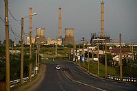 ROMANIA Banat Timisoara / RUMAENIEN Banat, Temeswar, Kraftwerk