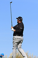 Shane Lowry (IRL) on the 12th during Round 1 of the Dubai Duty Free Irish Open at Ballyliffin Golf Club, Donegal on Thursday 5th July 2018.<br /> Picture:  Thos Caffrey / Golffile