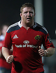 Tight-head prop Stephen Archer of Munster Rugby.<br /> <br /> Guinness Pro 12<br /> Newport Gwent Dragons v Munster Rugby<br /> Rodney Parade<br /> 21.11.14<br /> &copy;Steve Pope-SPORTINGWALES