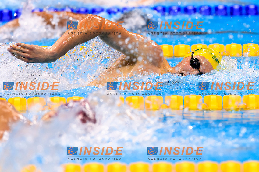 HORTON Mack AUS <br /> 400m Freestyle Men <br /> Rio de Janeiro 06-08-2016 Olympic Aquatics Stadium <br /> Swimming Nuoto <br /> Foto Andrea Staccioli/Deepbluemedia/Insidefoto