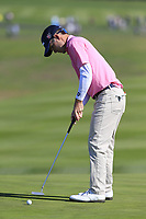 Kevin Streelman (USA) putts on 6th green during Sunday's Final Round of the 2018 AT&amp;T Pebble Beach Pro-Am, held on Pebble Beach Golf Course, Monterey,  California, USA. 11th February 2018.<br /> Picture: Eoin Clarke | Golffile<br /> <br /> <br /> All photos usage must carry mandatory copyright credit (&copy; Golffile | Eoin Clarke)