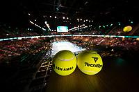 Rotterdam, The Netherlands, 14 Februari 2020, ABNAMRO World Tennis Tournament, Ahoy, Technifibre.<br /> Photo: www.tennisimages.com