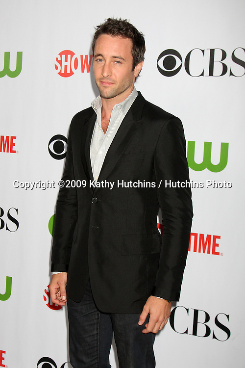 Alex O'Loughlin  arriving at the CBS Television Distribution TCA Stars Party at the Huntington Library in San Marino, CA  on August 3, 2009 .©2009 Kathy Hutchins / Hutchins Photo..