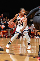 SAN ANTONIO, TX - NOVEMBER 24, 2017: The University of Texas at San Antonio Roadrunners fall to the Northern Illinois University Huskies 69-55 at the UTSA Convocation Center. (Photo by Jeff Huehn)