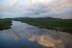 marais de Kaw. Réserve naturelle de Kaw Roura