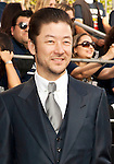 LOS ANGELES, CA - MAY 10: Tadanobu Asano attends the Los Angeles premiere of 'Battleship' at Nokia Theatre L.A. Live on May 10, 2012 in Los Angeles, California.
