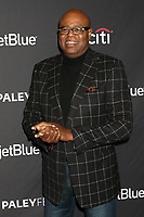 """LOS ANGELES - MAR 23:  Chi McBride at the PaleyFest - """"Hawaii Five-0,"""" """"MacGyver,"""" and """"Magnum P.I."""" Event at the Dolby Theater on March 23, 2019 in Los Angeles, CA"""
