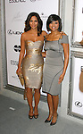 BEVERLY HILLS, CA. - February 19: Actress Halle Berry and Actress Taraji P. Henson arrive at the 2nd Annual ESSENCE Black Women in Hollywood Luncheon on February 19, 2009 in Beverly Hills, California.