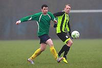 Hackney & Leyton Sunday League 31-01-16