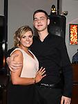 Gina Donovan celebrating her 21st birthday in Brú with boyfriend Vilijus Merkelis. Photo:Colin Bell/pressphotos.ie