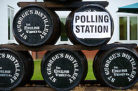 Polling Day 2011