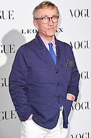 Jasper Conran<br /> at the Vogue 100: A Century of Style exhibition opening held in the National Portrait Gallery, London.<br /> <br /> <br /> ©Ash Knotek  D3080 09/02/2016