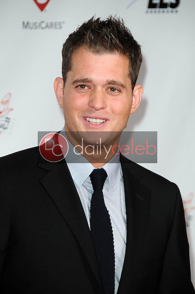 Michael Buble<br />at the 2009 Musicares Person of the Year Gala. Los Angeles Convention Center, Los Angeles, CA. 02-06-09<br />Dave Edwards/DailyCeleb.com 818-249-4998
