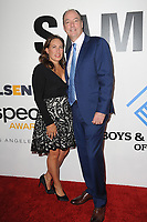 www.acepixs.com<br /> November 2, 2017  New York City<br /> <br /> Brenda Baxter, Tim Baxter attending the Samsung Charity Gala on November 2, 2017 in New York City.<br /> <br /> Credit: Kristin Callahan/ACE Pictures<br /> <br /> <br /> Tel: 646 769 0430<br /> Email: info@acepixs.com