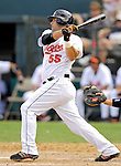 9 March 2007: Baltimore Orioles catcher Ramon Hernandez in action against the Washington Nationals at Fort Lauderdale Stadium in Fort Lauderdale, Florida. <br /> <br /> Mandatory Photo Credit: Ed Wolfstein Photo
