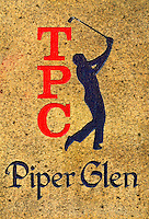 Photos of TPC Piper Glen, a par 72 course designed by Arnold Palmer located in Charlotte, NC. Piper Glen is recognized as an Audubon Cooperative Sanctuary for its commitment to environmental quality.