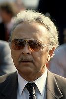 FILE PHOTO -  Pierre Lorange<br /> , le 10 juillet 1986 lors du 10 ieme anniversaire des olympiques.<br /> <br /> PHOTO :   Agence quebec Presse